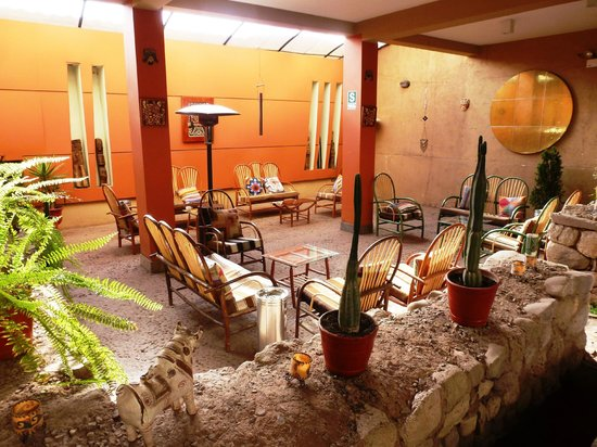 Hotel Taypikala Cusco: Interior