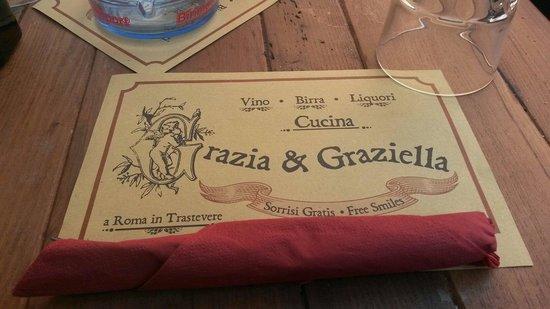 Sorrisi Gratis Picture Of Grazia Graziella Rome Tripadvisor