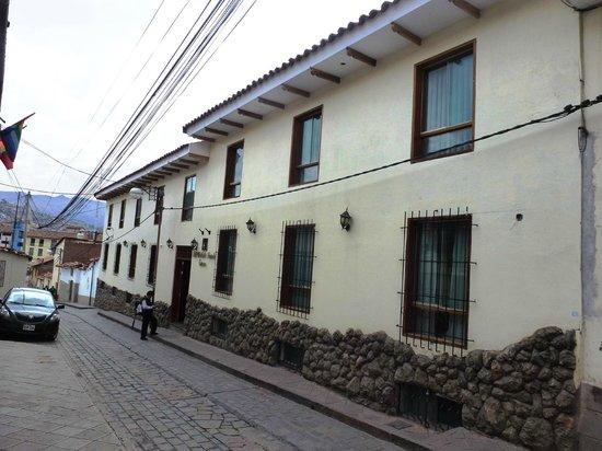 Hotel Taypikala Cusco: Fachada