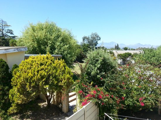 Guesthouse Summerlight : Blick aus dem Schlafzimmerfenster