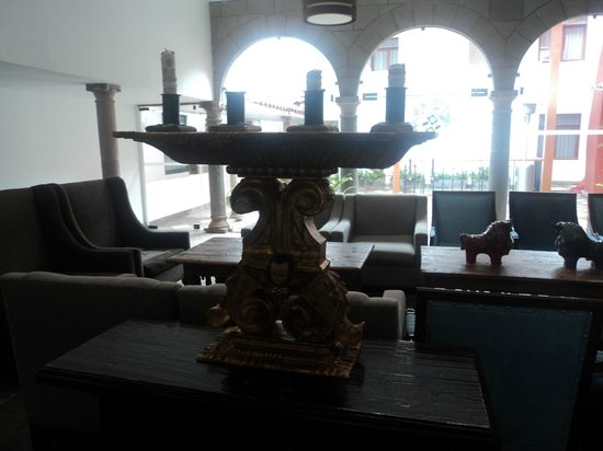 Hotel Costa Del Sol Ramada Cusco : Lobby