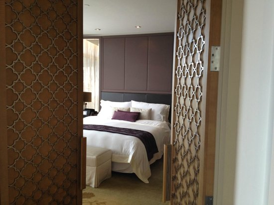 The St. Regis Mexico City : Bedroom