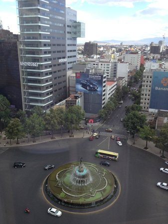 The St. Regis Mexico City: View from Room