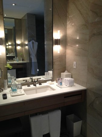 The St. Regis Mexico City: Bathroom Sink