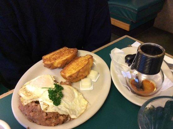Miss Lyndonville Diner: Eggs