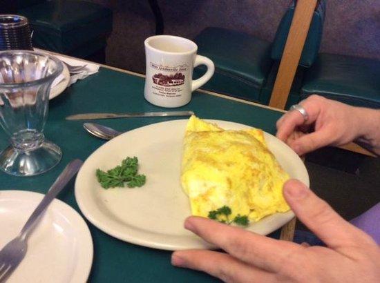 Lyndonville, VT : Omelet