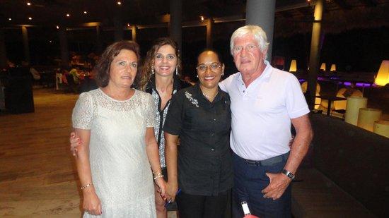 Paradisus Punta Cana Resort: con Amelia