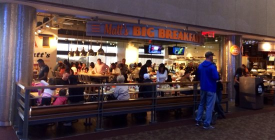 Matt's Big Breakfast: Matts is NOW at Phoenix Airport!!