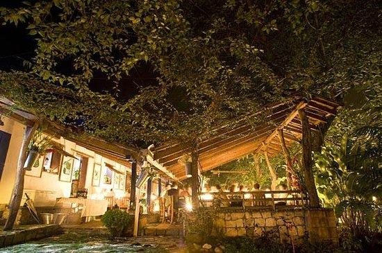 Hacienda San Lucas: Candlelight dinner