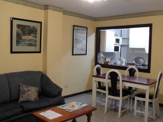 Vigilia Park: Lounge/Dining room
