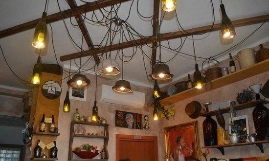 Mestre, Italia: чудесные светильники - очень стильно