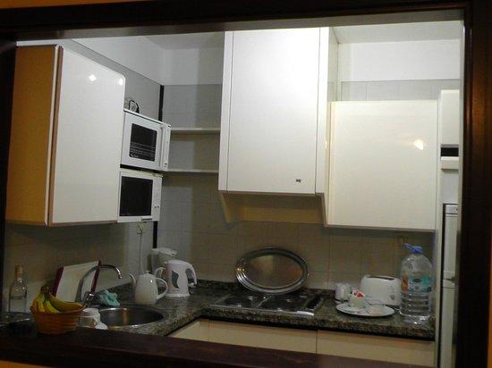 Vigilia Park: kitchen