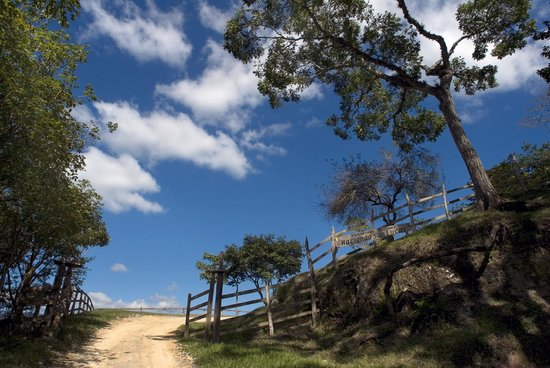 Hacienda San Lucas: Paradise gate