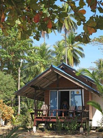 "Libong Beach Resort: Bungalow ""First Row"""
