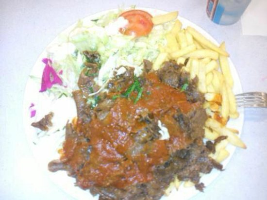 Palmyra Kebab: super kebab!!!!