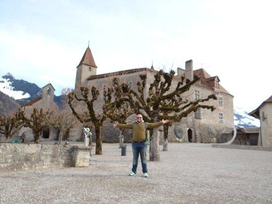 Château de Gruyères : O castelo!!!