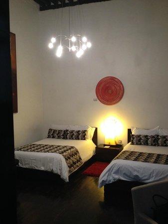 Cantera Diez Hotel Boutique: Bedroom