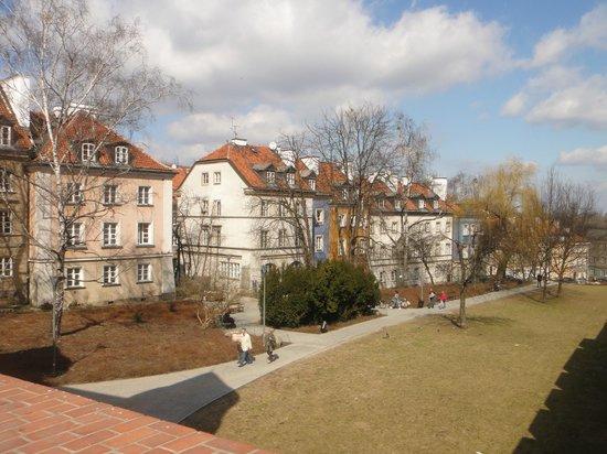 Warsaw Barbican (Barbakan Warszawski): Barbakan Варшава