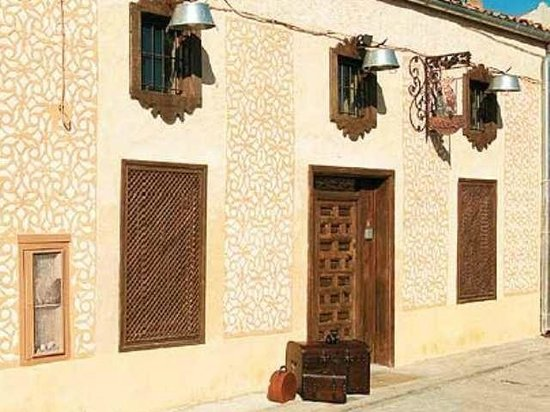 Casa Rural La Abubilla: Fachada
