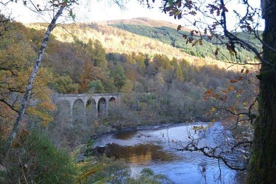 Killiecrankie: The viaduct