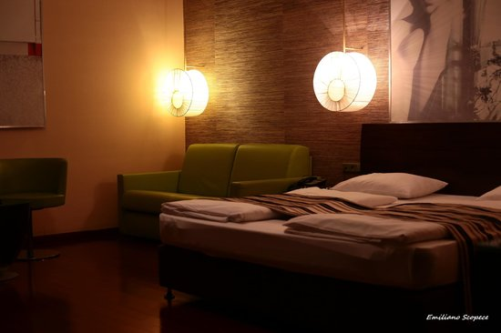 Soho Boutique Hotel: Suite