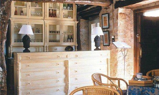 Casa Rural La Abubilla: Recepción