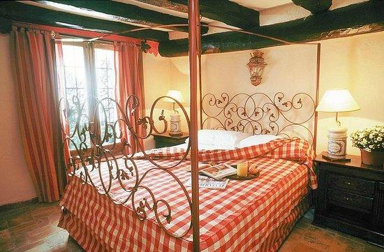 Casa Rural La Abubilla: Habitación-Suite