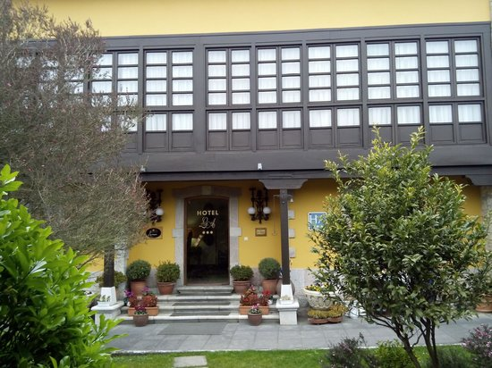 La Arquera Hotel: Entrada al Hotel