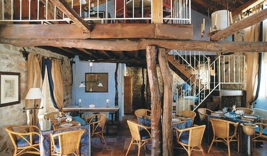 Casa Rural La Abubilla: Comedor