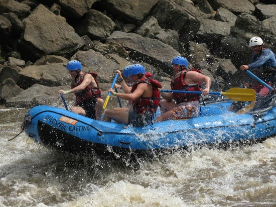 Colombia Rafting Expediciones: Río suarez one day tours