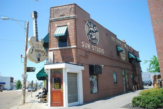 Sun Studio: edificio Sun