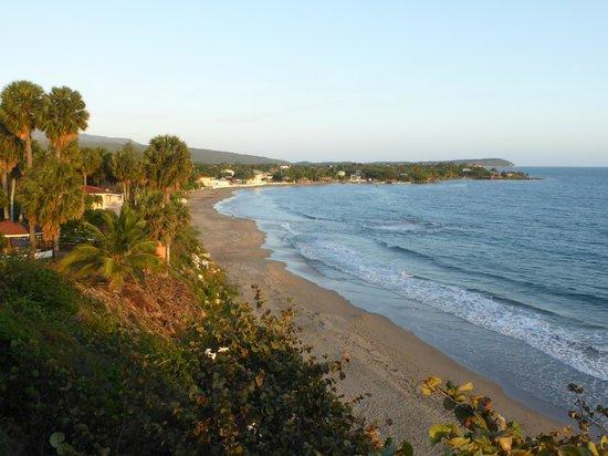 Treasure Beach Hotel : Ocean Room View