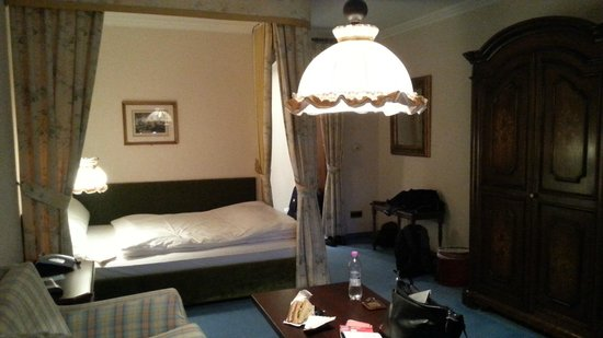 Bachmair Hotel am See: Classic room in Seehaus