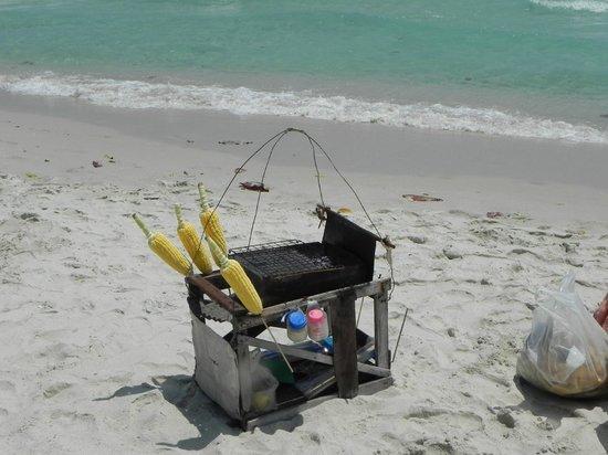 Chaweng Cove Beach Resort: Spiaggia