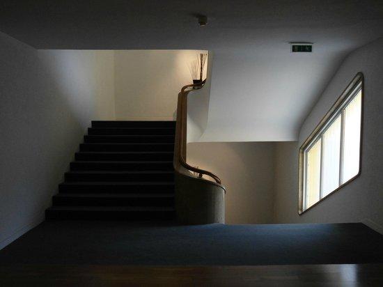 Leonardo Royal Hotel Mannheim: Treppenhaus