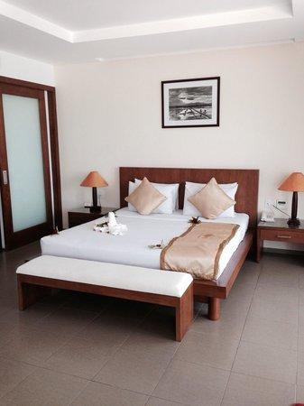 Unique Mui Ne Resort: Oceanfront suite