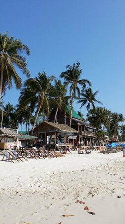 Chaweng Cove Beach Resort: Spiaggia