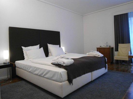 Leonardo Royal Hotel Mannheim: Deluxe Zimmer 218
