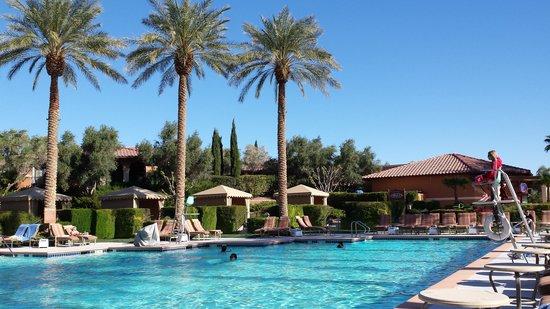 The Westin Lake Las Vegas Resort & Spa: One of the beautiful pools.