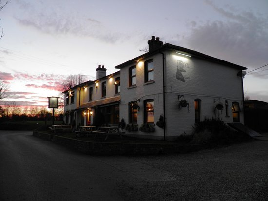 The Fox at Peasemore