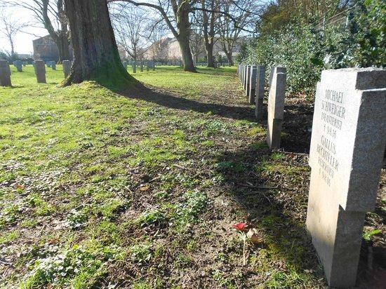 Deutscher Soldatenfriedhof Fournes-en-Weppes