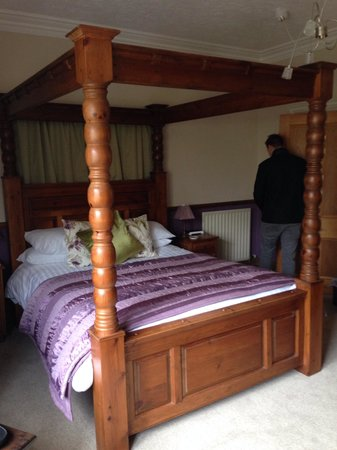 Laurel Cottage Windermere: Absolutely amazing bed!!!