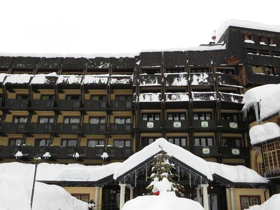 Relais des Alpes: 1 Febbraio 2014