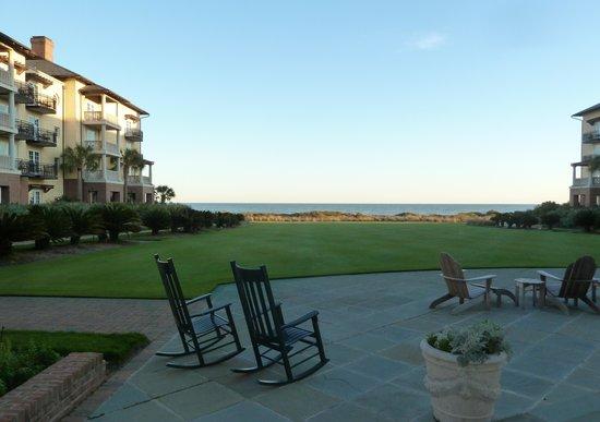 The Sanctuary Hotel at Kiawah Island Golf Resort: Kiawah mornings