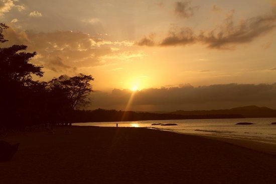 Grand Bahia Principe San Juan : Sun fall
