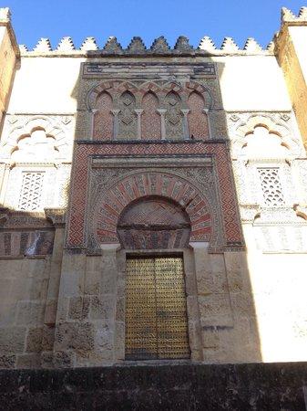 Moschee-Kathedrale (Mezquita de Córdoba): Portone laterale della moschea