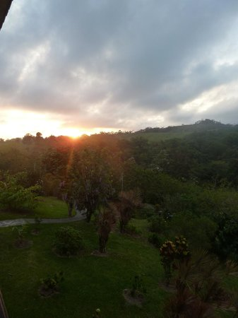 Arenal Kioro Suites & Spa: Sunrise from our room