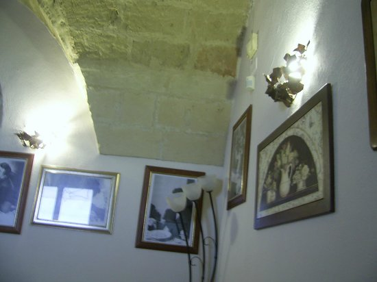 Trattoria San Carlino : Interior room