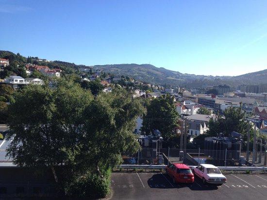 Kingsgate Hotel Dunedin: Dunedin Town