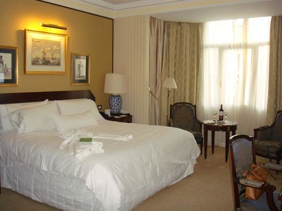 The Westin Palace Madrid : our room